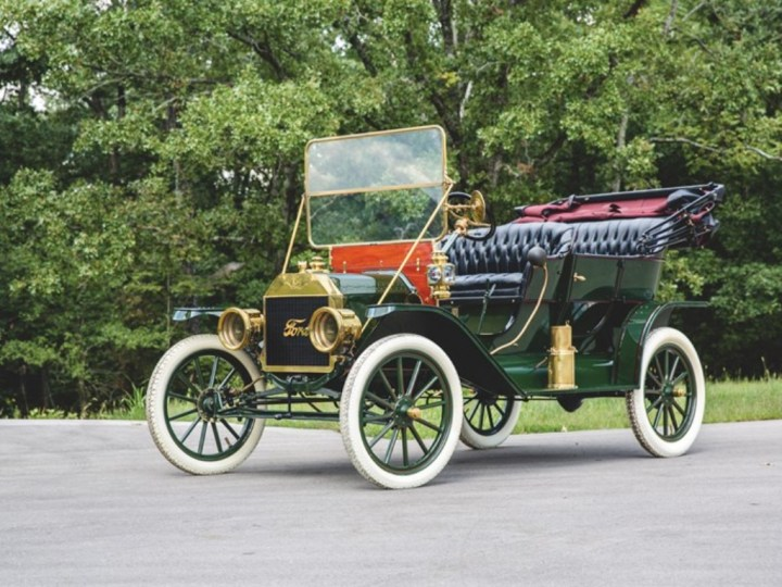 Ford Model T Touring | RM Sotheby's