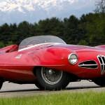 Coches clásicos italianos: Alfa Romeo Disco Volante