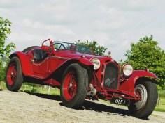 Alfa Romeo 8C 2300 Spider 1932