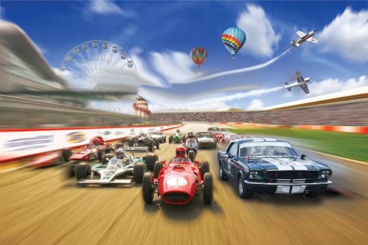Calendario de coches clásicos 2018 | Silverstone Classic
