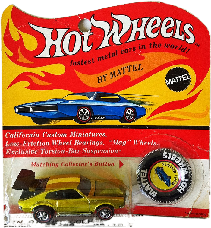 Coches a Escala: Hot Wheels de Mattel