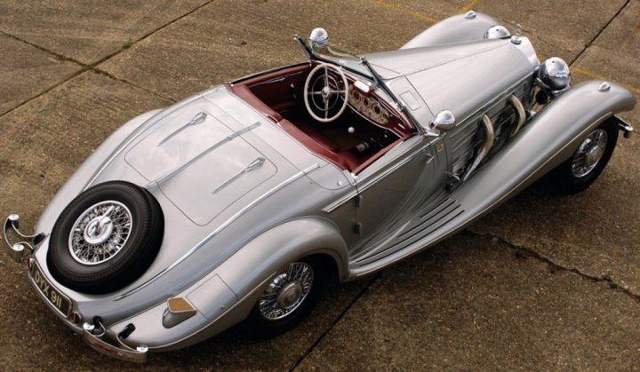 Mercedes-Benz 540K Spezial Roadster | RM Sotheby's