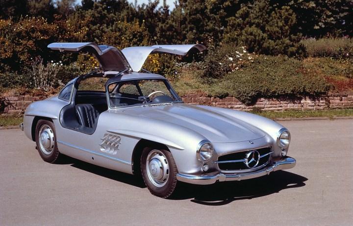 Mercedes-Benz 300 SL (1954-63) | Daimler