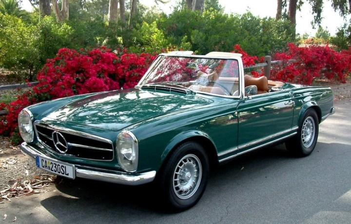 Mercedes-Benz Pagoda (1963-71)