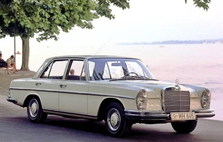 Mercedes-Benz W108/109 (1965-72) | Daimler
