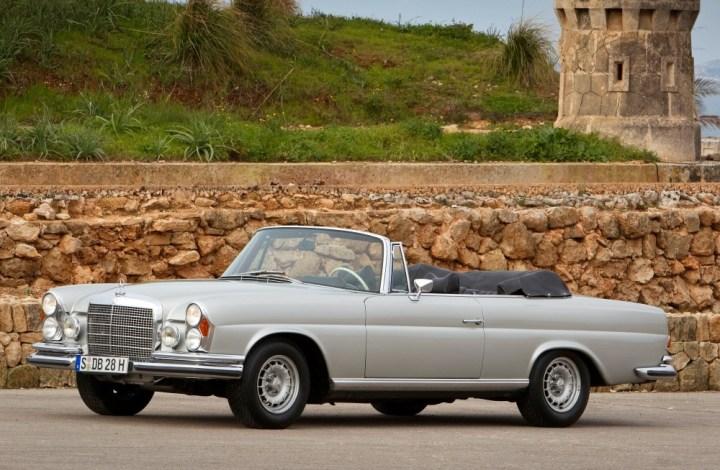 Mercedes-Benz W111/112 (1961-71)