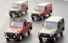 Mercedes-Benz (1979-hoy) | Daimler