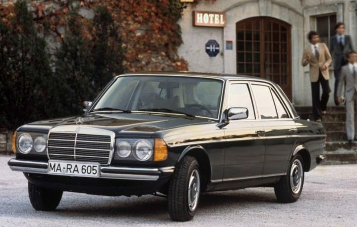 Mercedes-Benz W123   Daimler
