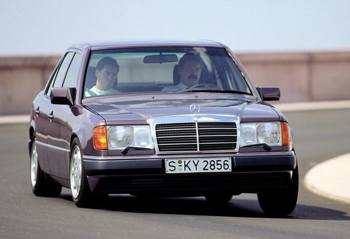 Mercedes-Benz W124 (1984-97) | Daimler