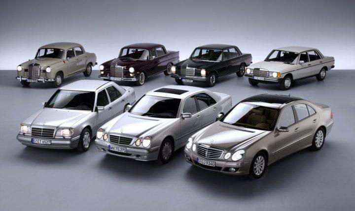 Mercedes-Benz: Pocas marcas pueden presumir de esta continuidad