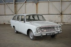 Ford Zodiac Estate Mk III 1964