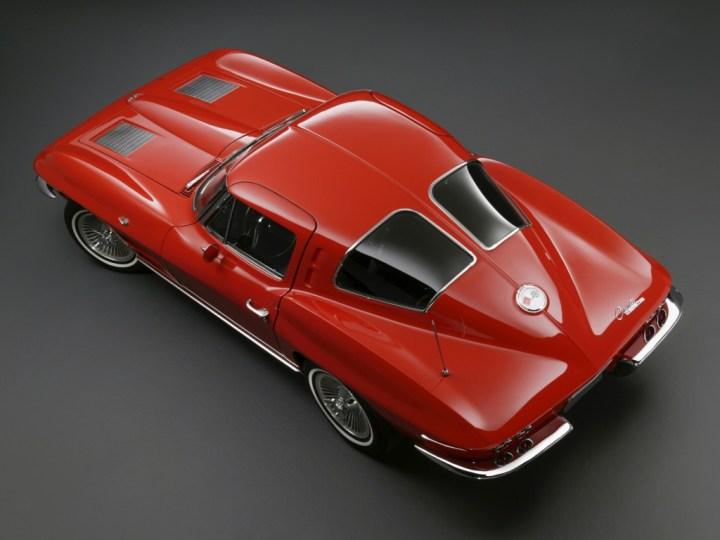 Coches clásicos americanos: Chevrolet Corvette | GM