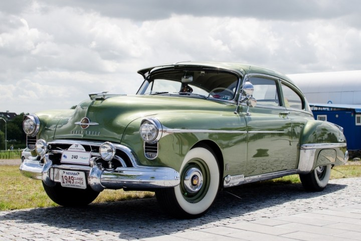 Muscle Cars y Pony Cars: Oldsmobile Rocket 88