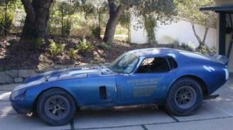 Barnfinds: Shelby Daytona