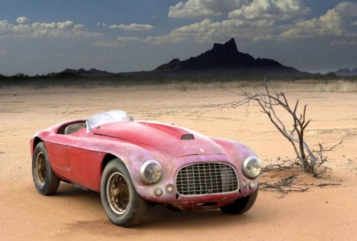 Barnfinds: Ferrari 166MM | Ron Kimball