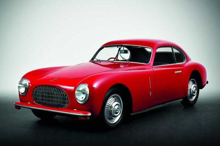 Diseño italiano de automóviles: Cisitalia