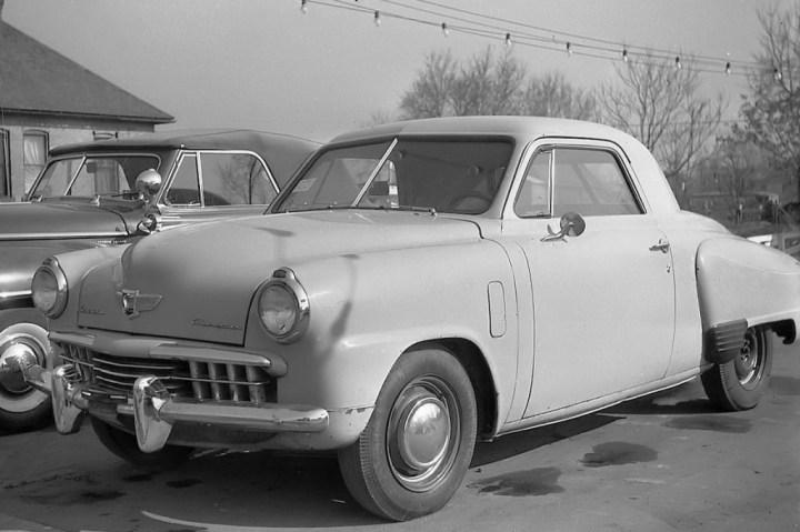Diseño italiano de automóviles: Studebaker