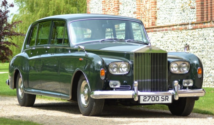 Rolls–Royce Phantom VI