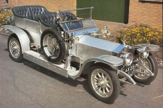 40/50 HP Silver Ghost