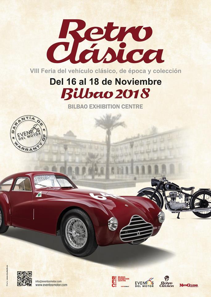 RetroClásica Bilbao 2018