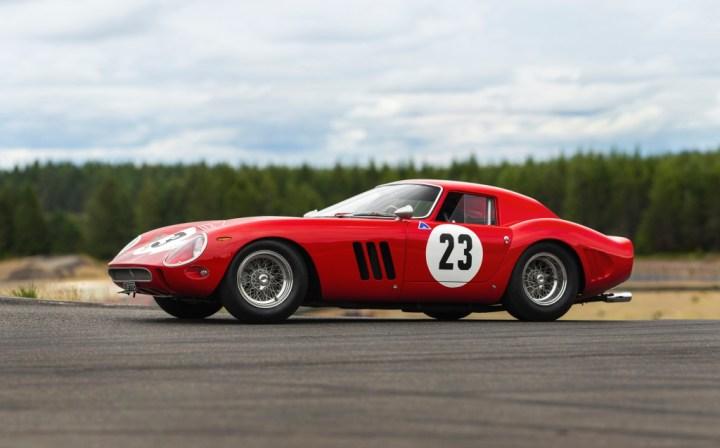 Ferrari 250 GTO (1962) | RM Sotheby's