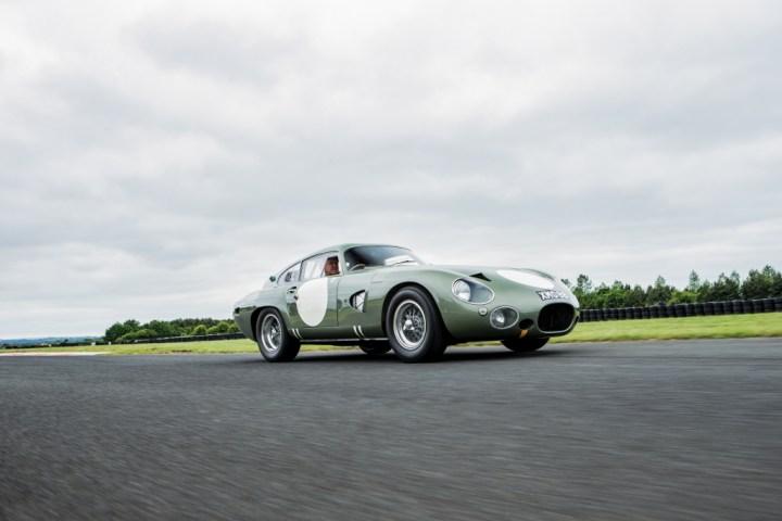 Aston Martin DP215 Prototype (1963) | RM Sotheby's