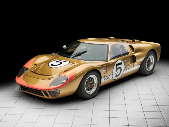 Ford GT40 Mk II (1966) | RM Sotheby's