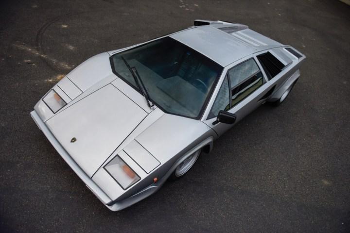 Lamborghini Countach LP400 S Series II (1981) | RM Sotheby's