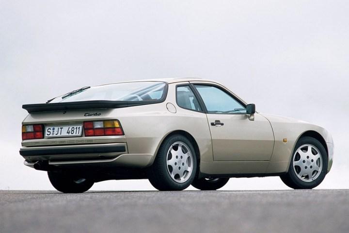 Porsche 944 | Foto: Porsche AG