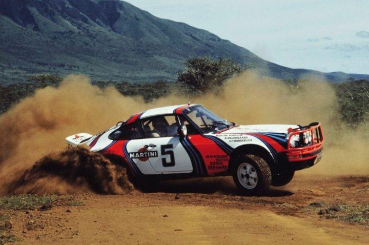 Porsche 911 Rally