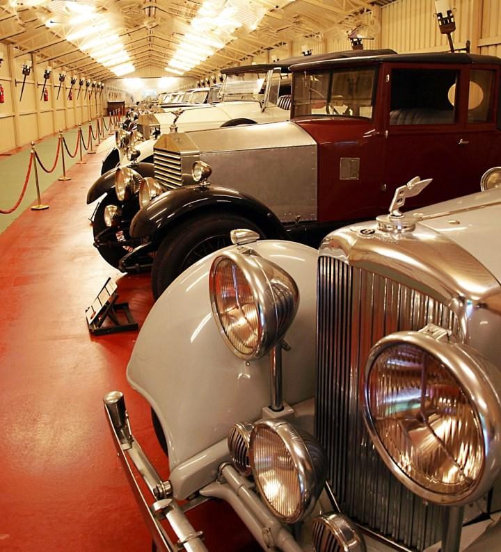 Museos de coches de España y Portugal: Torre de Loizaga