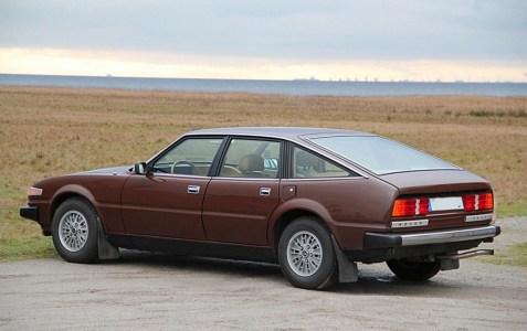 Rover SD1 | MG Rover