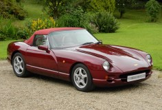 TVR Chimaera | shmooautomotive.co.uk