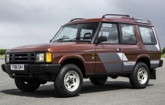 Land Rover Discovery | Jaguar Land Rover