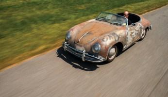 Porsche 356 A 1600 Super Speedster (1958) | RM Sotheby's