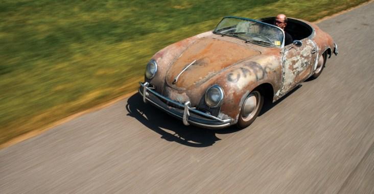 Porsche 356 A 1600 Super Speedster (1958)   RM Sotheby's