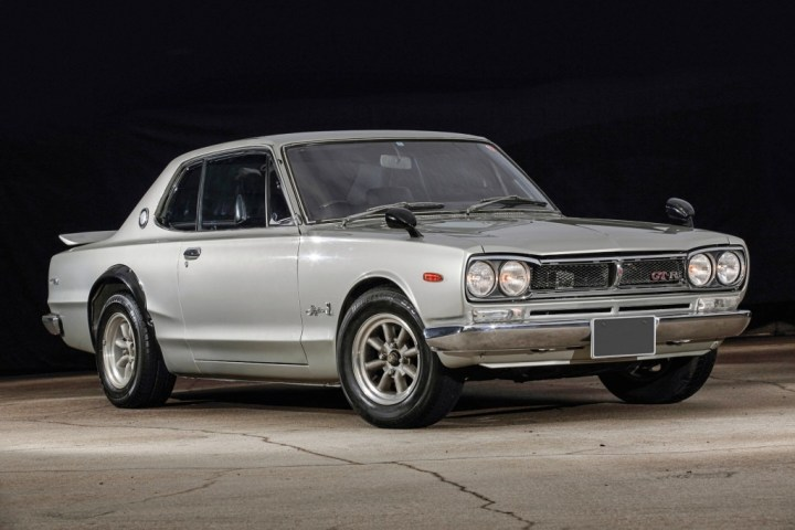 """100 iconos indispensables: Nissan GT-R """"Hakosuka"""" 