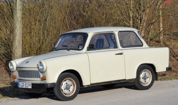 100 iconos indispensables: Trabant 601