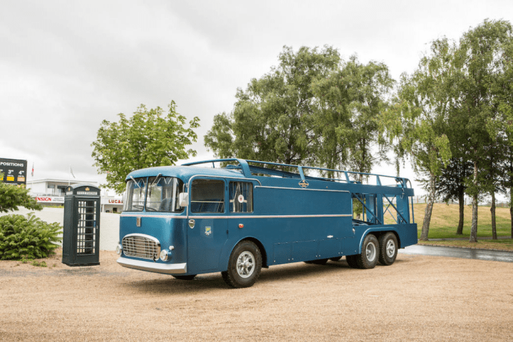 Fiat-Bartoletti Type 624 Racing Car Transporter | Bonhams