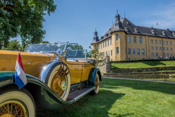 Classic Days en Schloss Dyck | Suixtil
