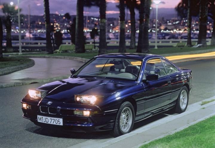 BMW Serie 8 (E31)