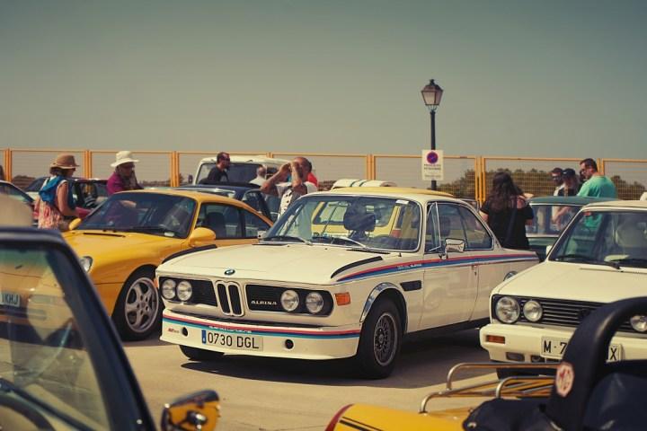 BMW 3.0 CSL en Valdemorillo (Madrid)