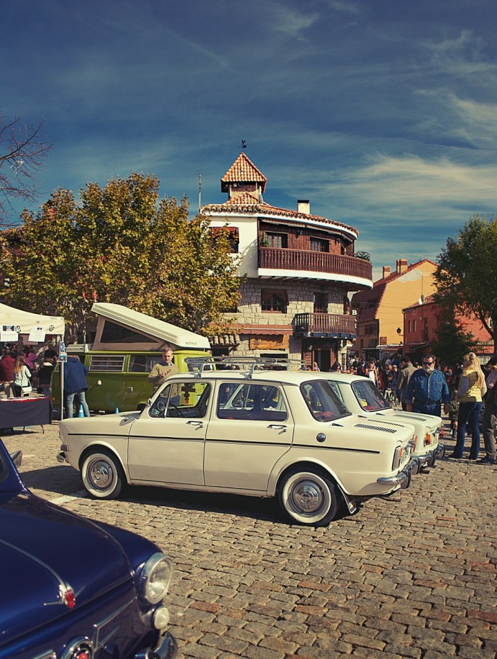 Simca 1000 en Navacerrada (Madrid)
