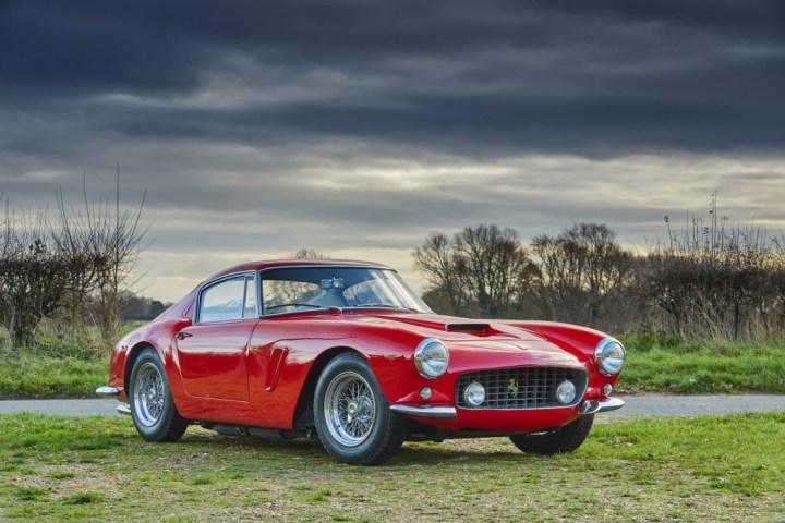 Ferrari 250 GT SWB Berlinetta (1963) 7.595.000 $ | Gooding & Company