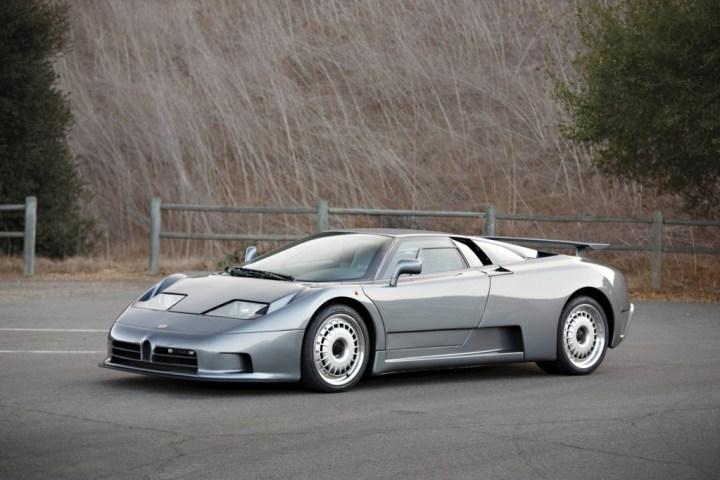 Bugatti EB110 GT (1993) est. 0,8-1 M$ | Bonhams
