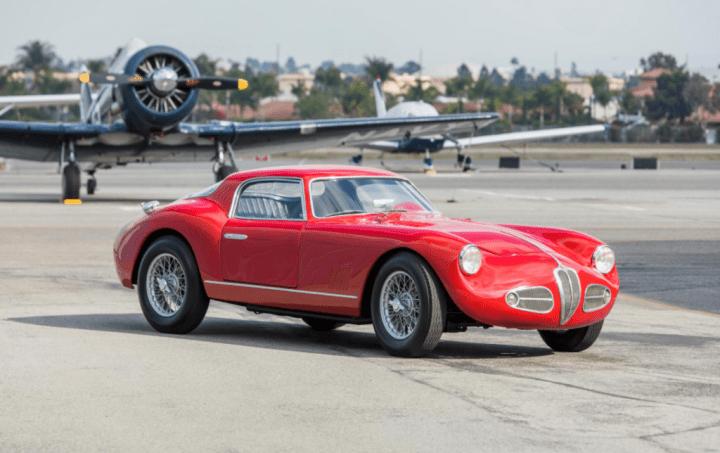 Alfa Romeo 1900 Sport (1958) est. 350-425.000 $ | Worldwide Auctioneers