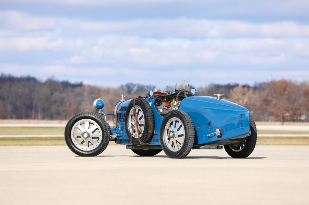 Crónicas Arizona 2019 Worldwide Auctioneers 1925 Bugatti Type 35A Grand Prix 1,9-2,4 M$ 2
