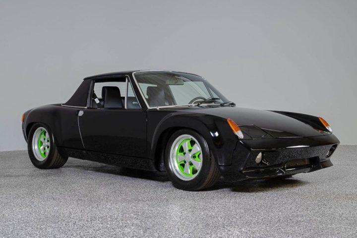 Porsche 916 Prototype Brutus (1971): 953.600 € | Art Curial