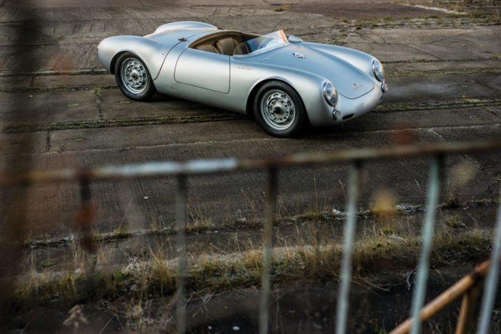 Porsche 550 RS Spyder (1956): 3.042.500 € | RM Sotheby's