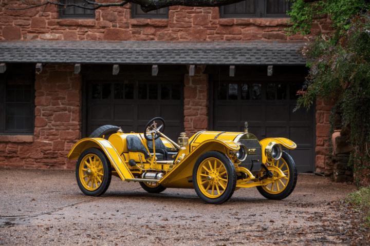 Bonhams 1913 MERCER TYPE 35J RACEABOUT